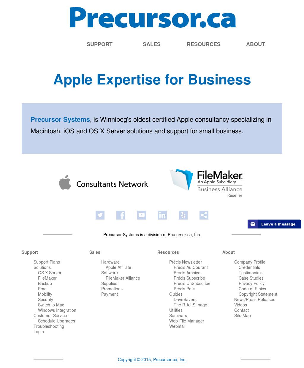 apple code of ethics statement