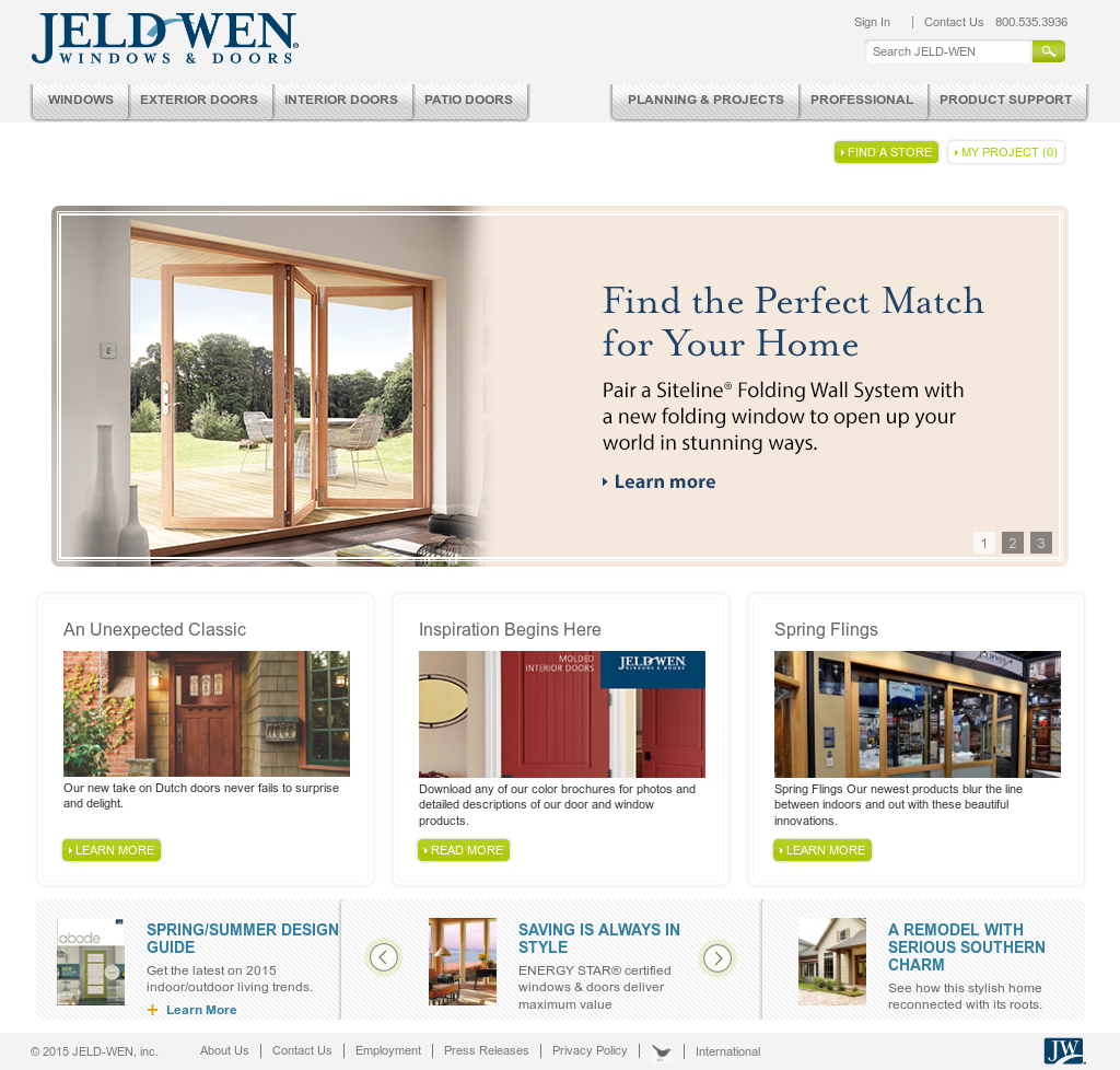 JELD-WEN website history  sc 1 st  Owler & JELD-WEN Competitors Revenue and Employees - Owler Company Profile