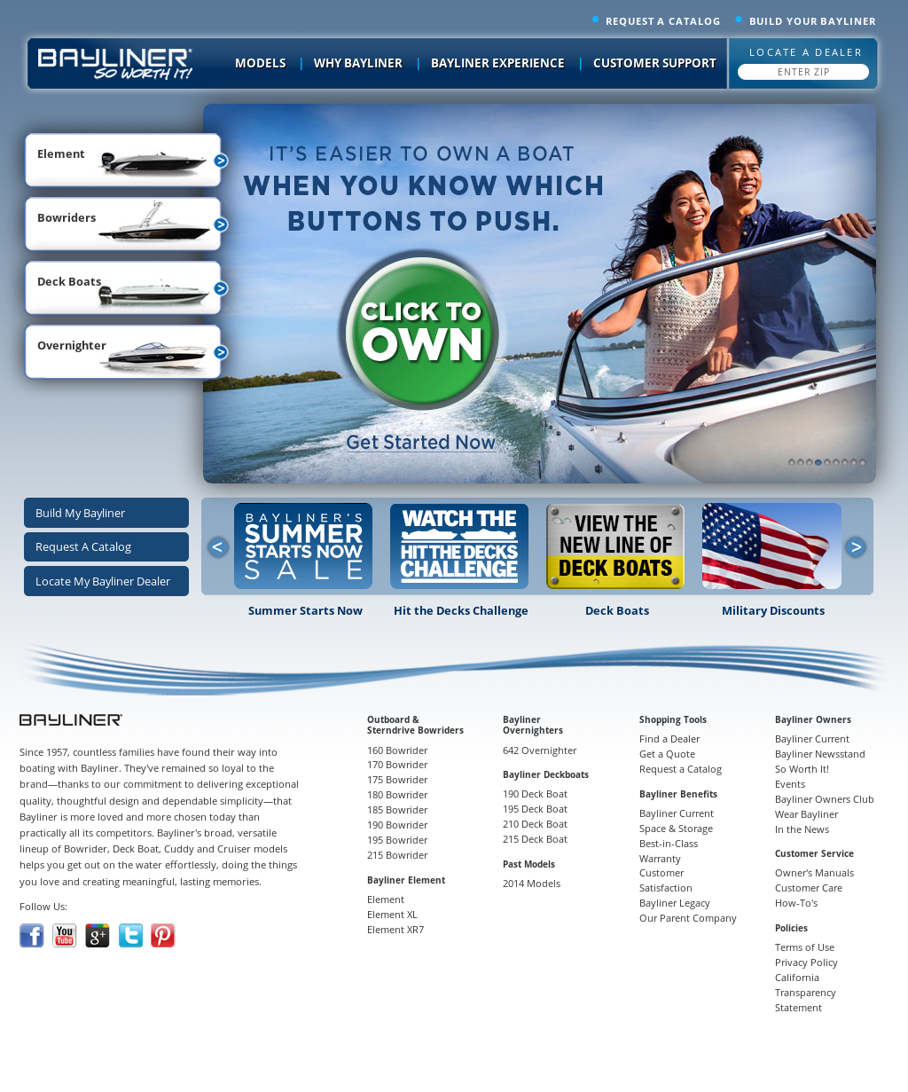 Bayliner Competitors, Revenue and Employees - Owler Company
