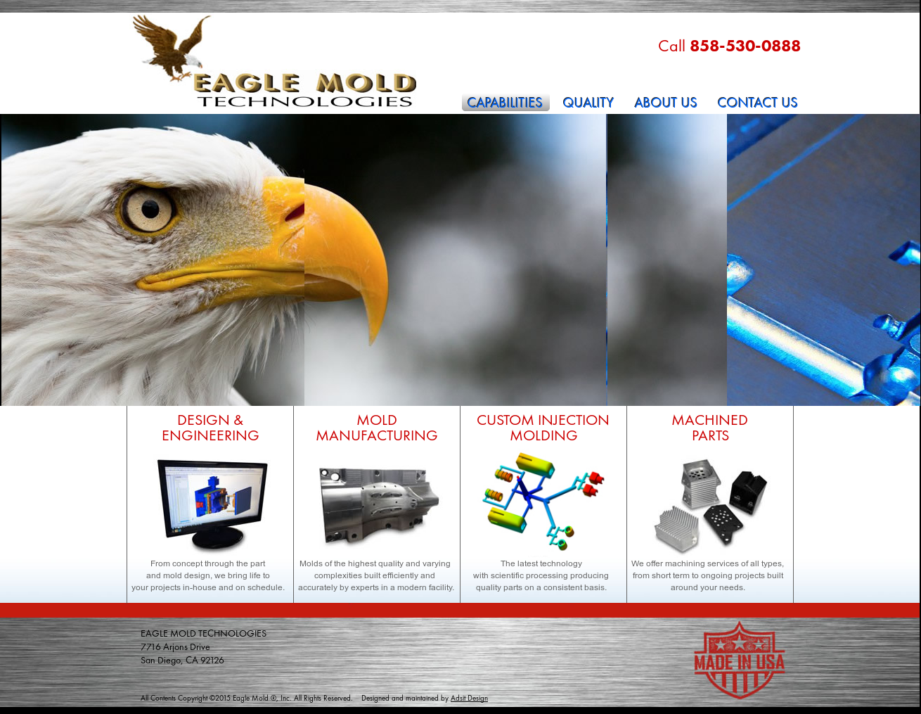 Eagle Mold Technologies Competitors, Revenue and Employees - Owler ...