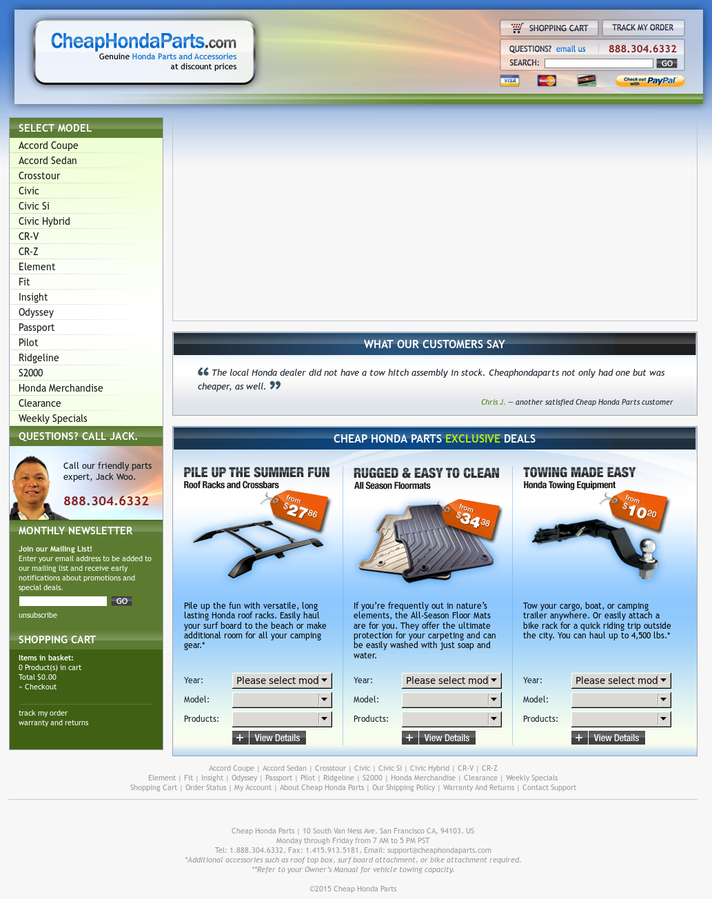 Honda Parts Cheap >> Cheap Honda Parts Competitors Revenue And Employees Owler Company