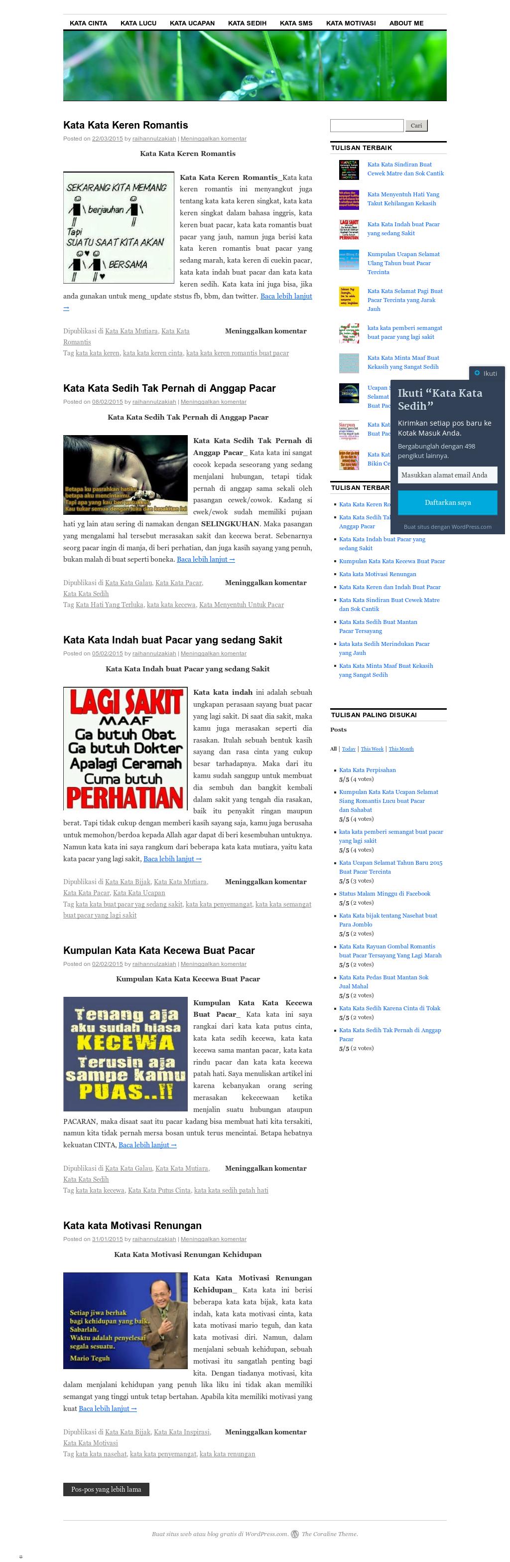 Kata Kata Sedih Menyentuh Hati Competitors Revenue And Employees