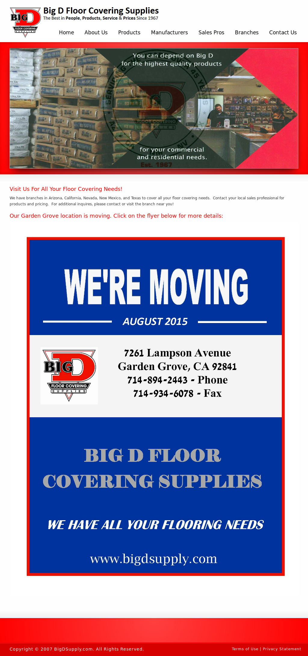 Bigdfloorcovering Competitors, Revenue and Employees - Owler