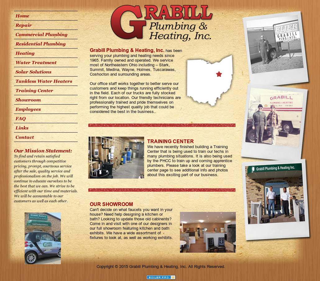 Grabill Plumbing Heating Compeors Revenue And Employees Owler Company Profile