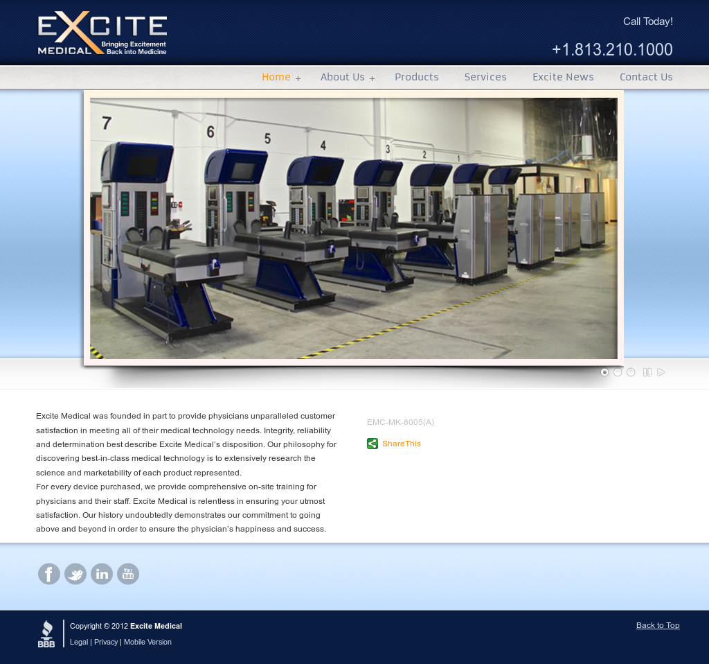Excite Medical Competitors, Revenue and Employees - Owler