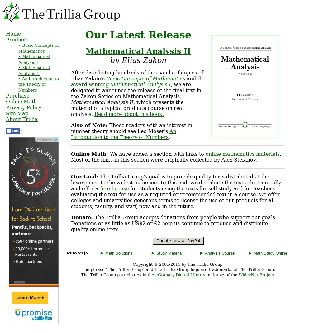 The Trillia Group Competitors, Revenue and Employees - Owler