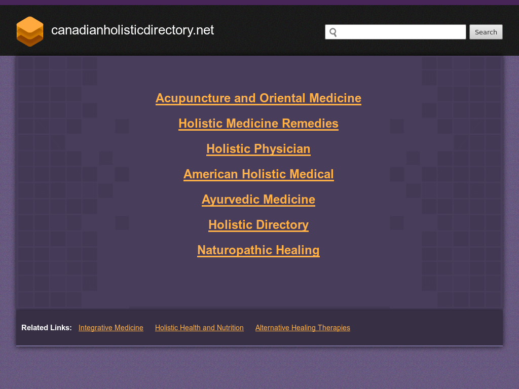 Canadian Holistic Directory Competitors, Revenue and