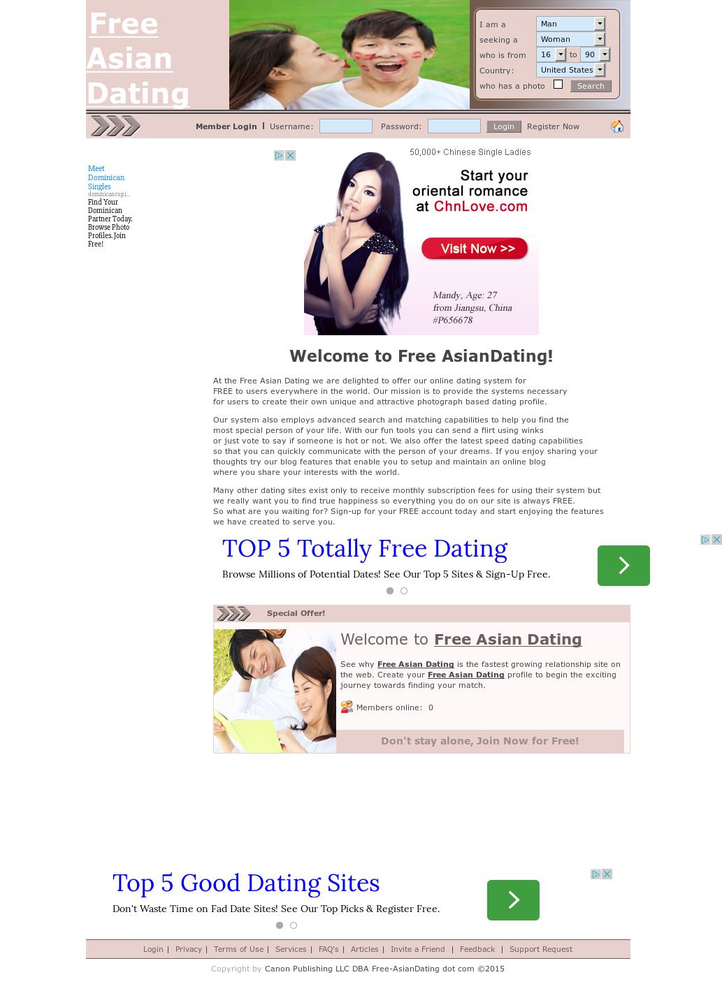 dating.com now login site