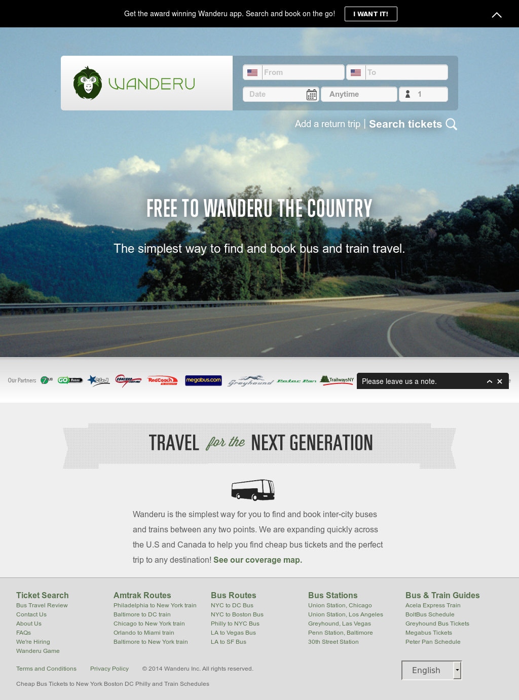 Wanderu Competitors, Revenue and Employees - Owler Company Profile
