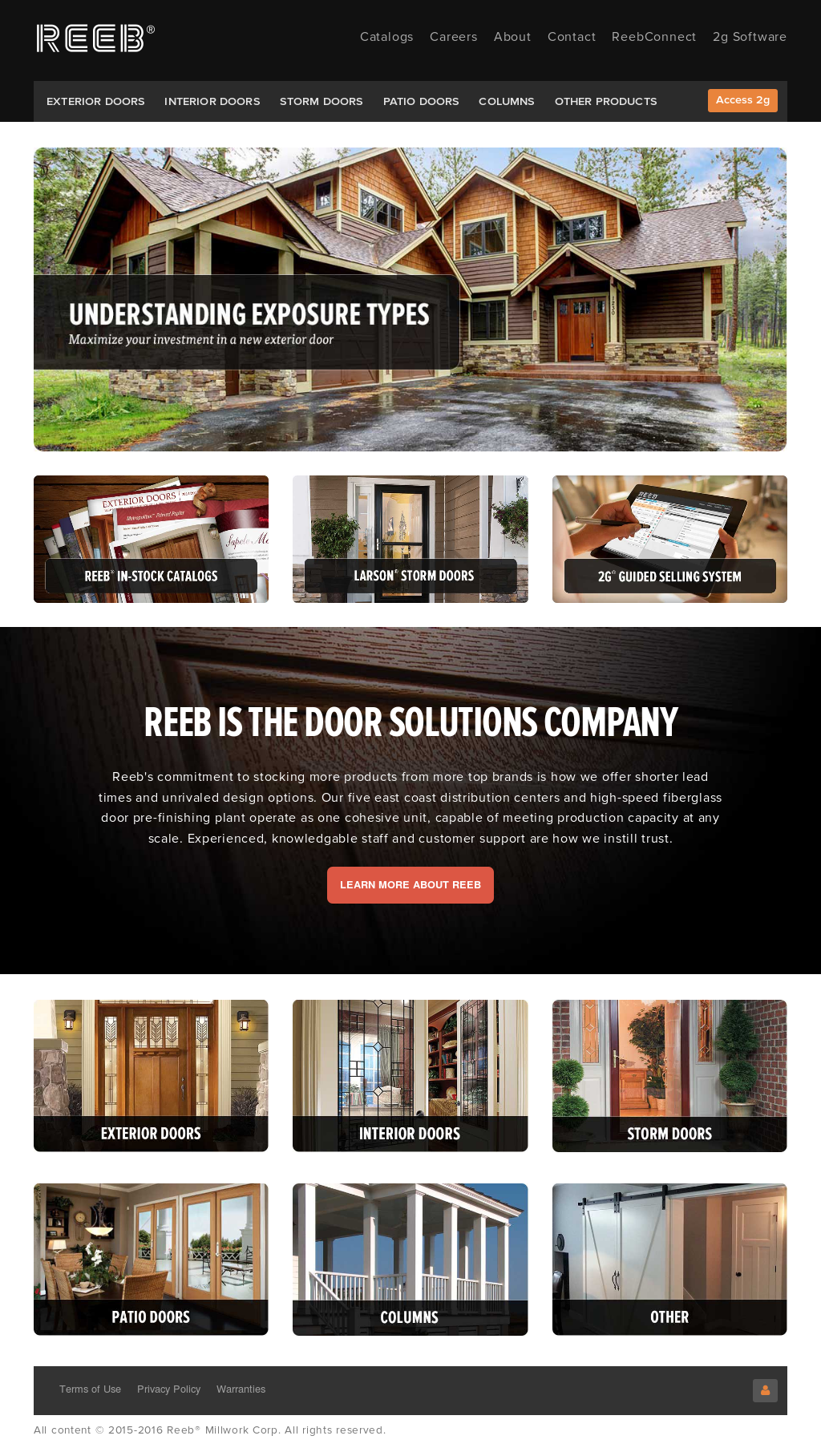 Reeb Millwork Competitors Revenue And Employees Owler Company Profile