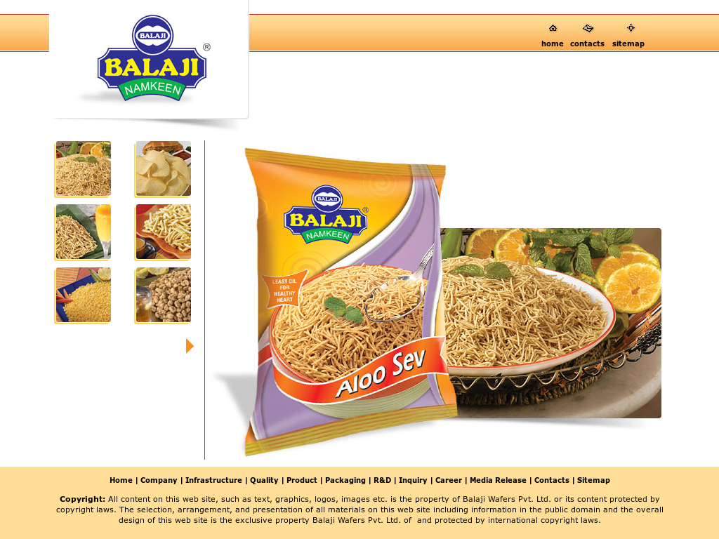 Balaji Wafers Competitors, Revenue and Employees - Owler