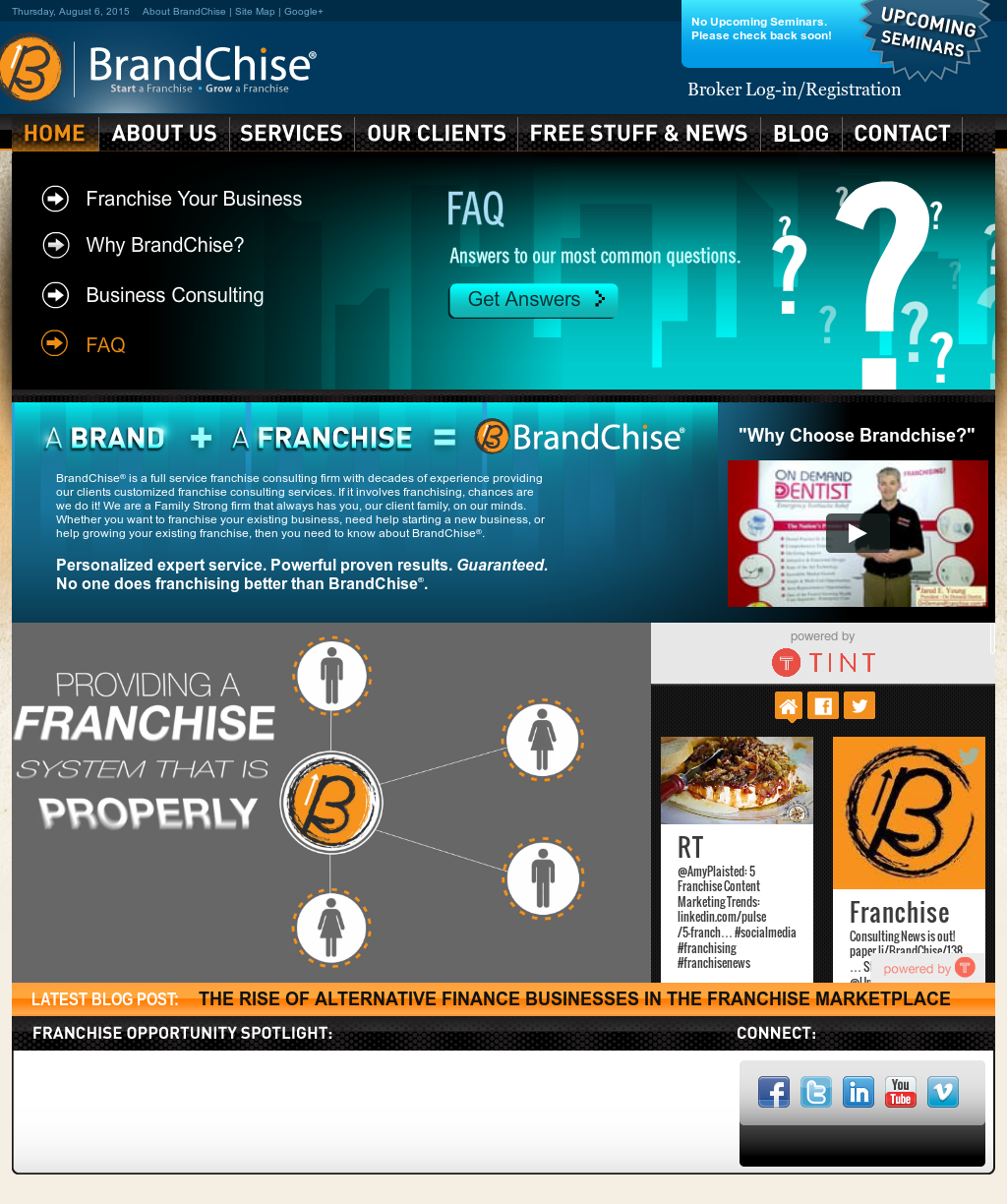 Brandchise Competitors, Revenue and Employees - Owler Company Profile