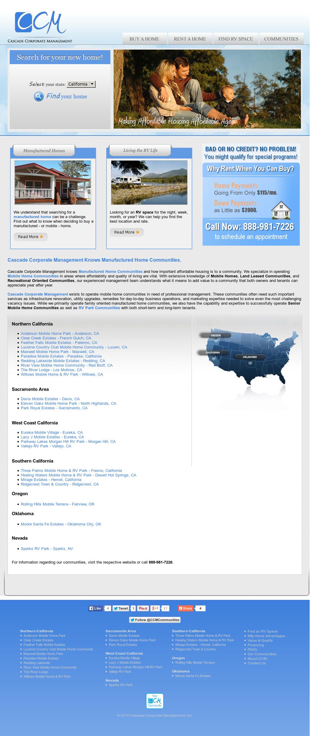 Cascade Corporate Management Competitors, Revenue and