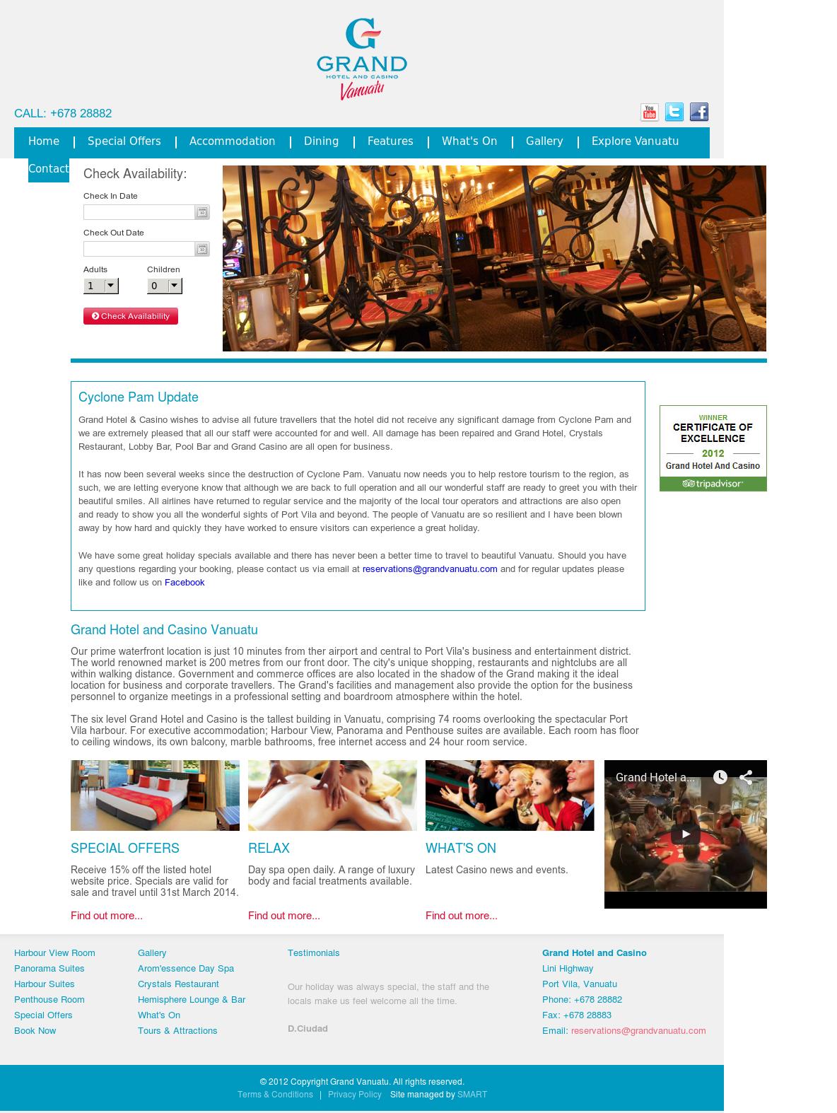 Vanuatu Dating-Website
