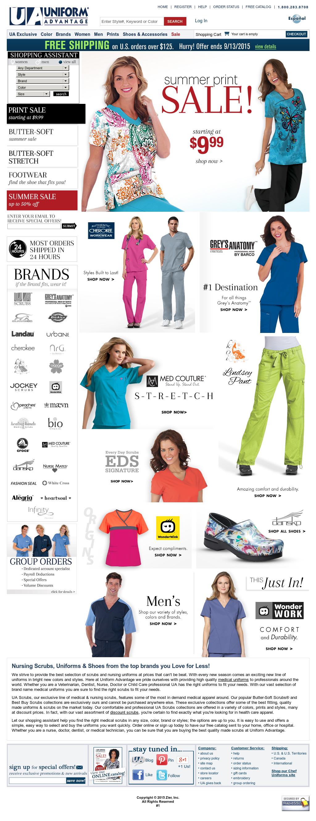 313c59f9974 Uniform Advantage Competitors, Revenue and Employees - Owler Company Profile