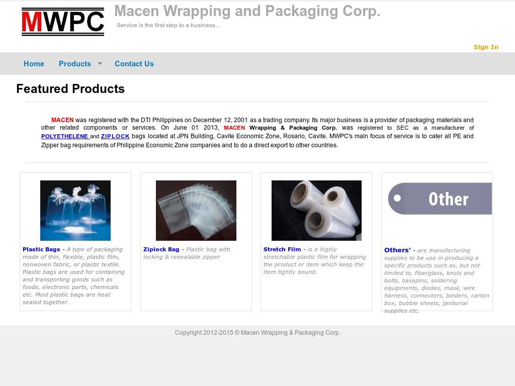 Macen Wrapping Packaging Competitors Revenue And Employees Wire Harness Owler Company Profile