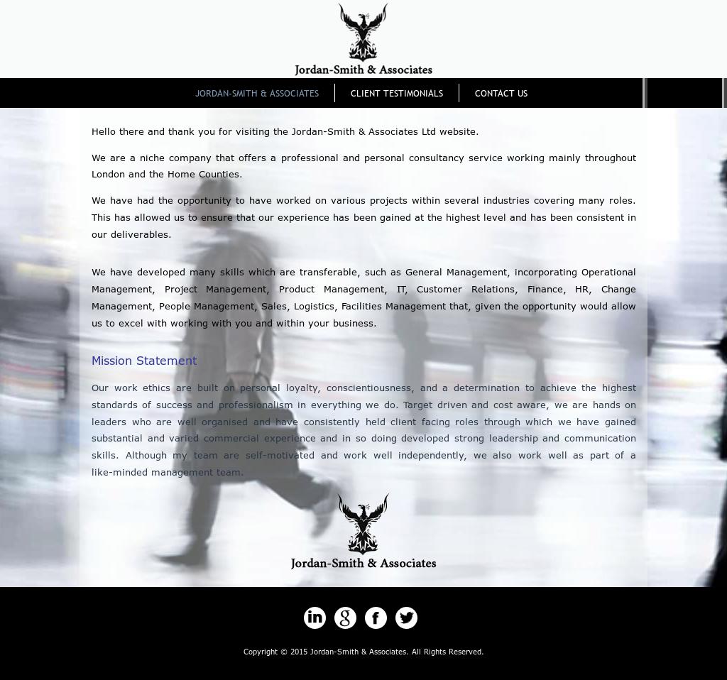 Jordan-smith Associates Competitors, Revenue and Employees