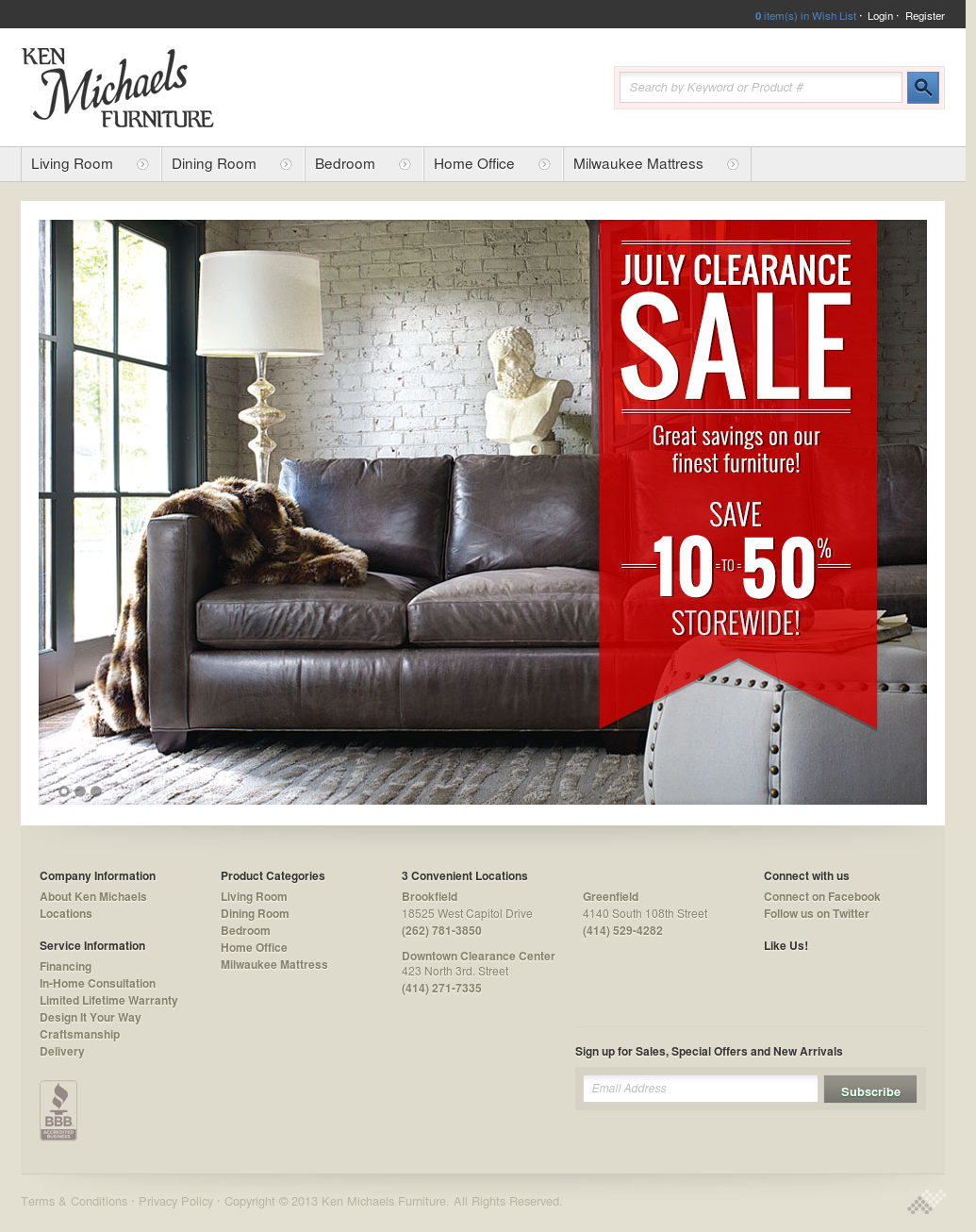 Ken Michaels Furniture Competitors Revenue And Employees Owler Company Profile