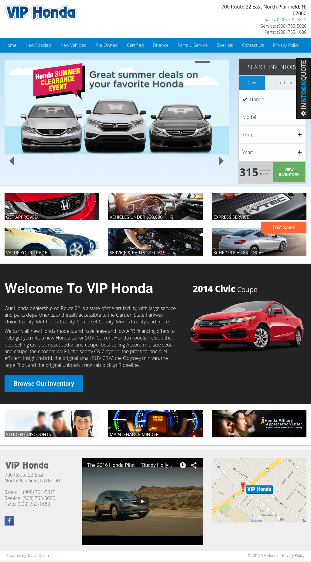 VIP Honda Competitors, Revenue And Employees   Owler Company Profile