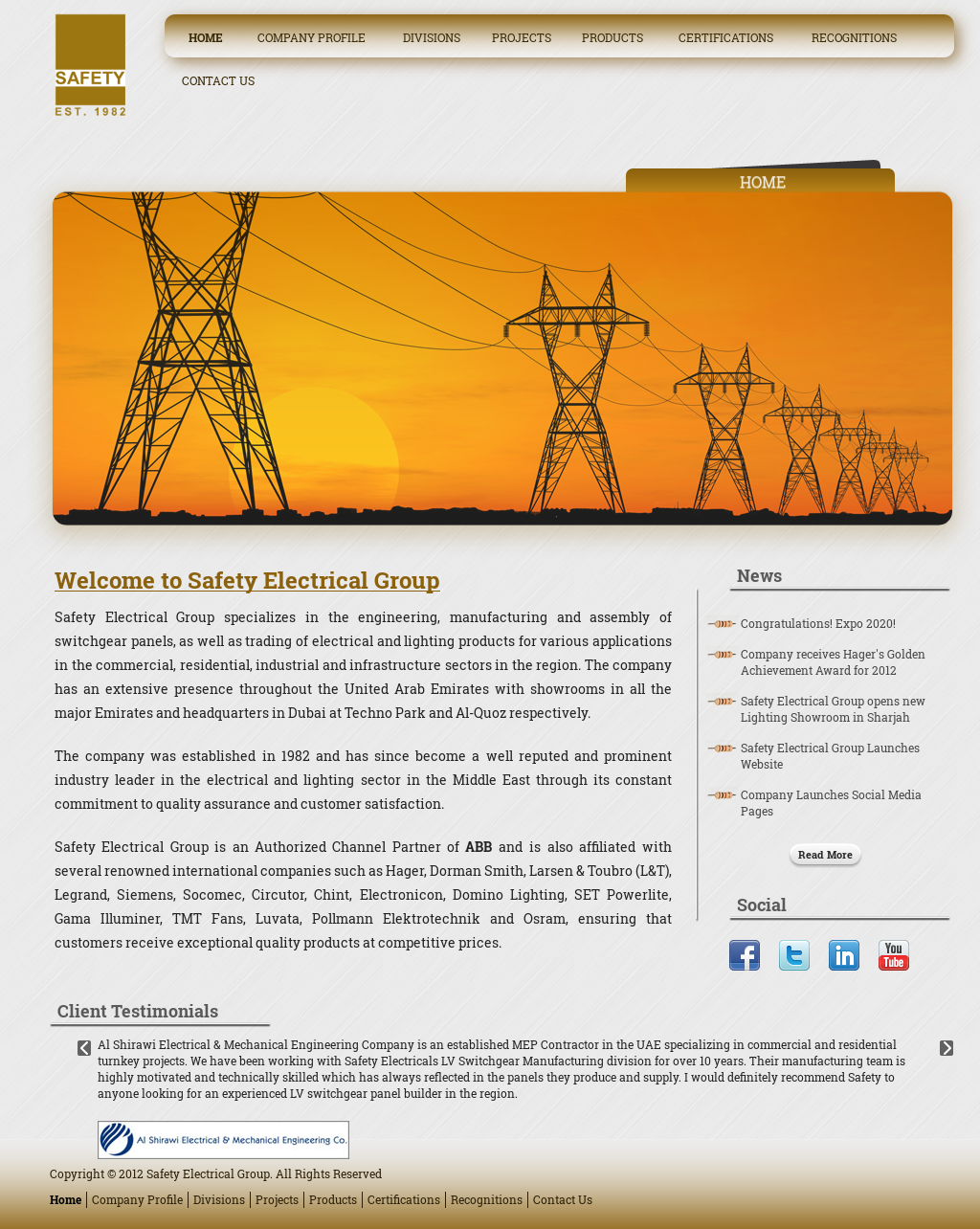 Safety Electrical Group Competitors, Revenue and Employees