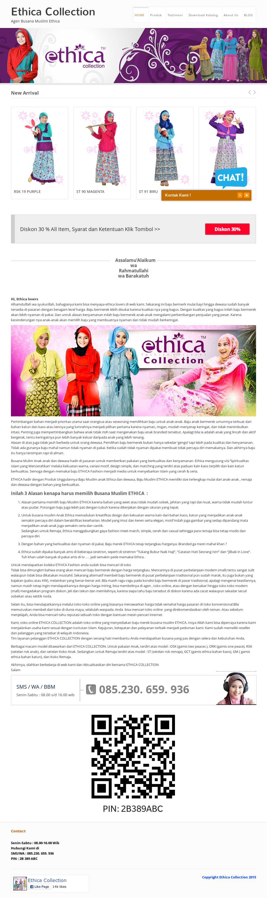 78 Gambar Baju Ethica HD