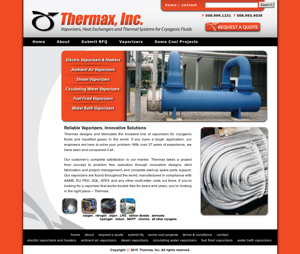 Thermaxinc Competitors, Revenue and Employees - Owler