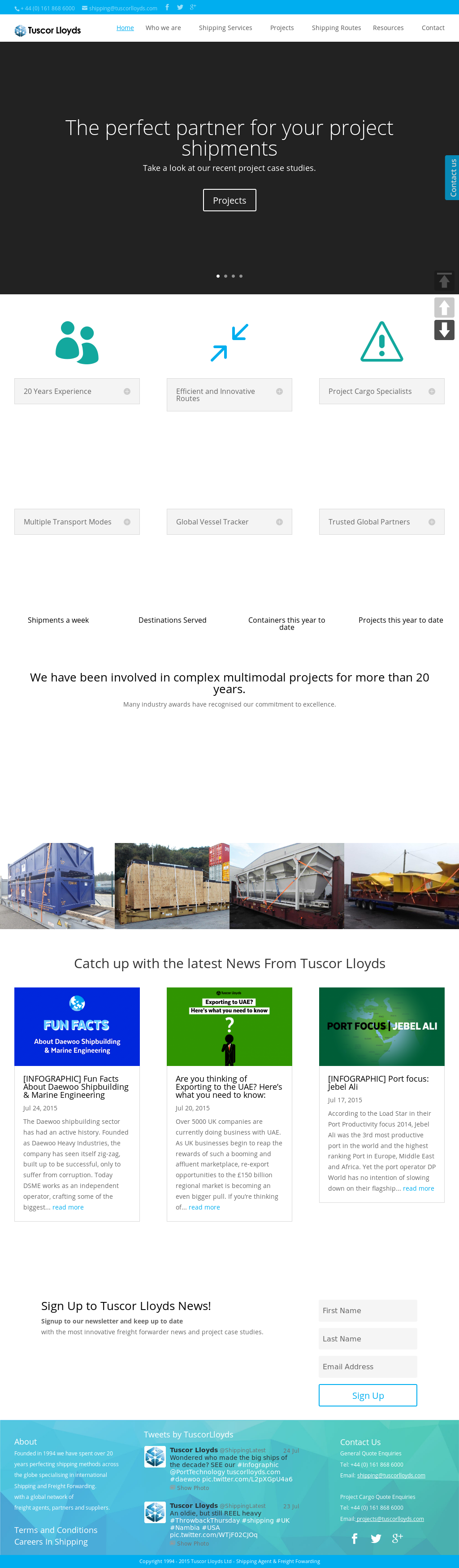 Tuscor Lloyds (Uk) Competitors, Revenue and Employees - Owler