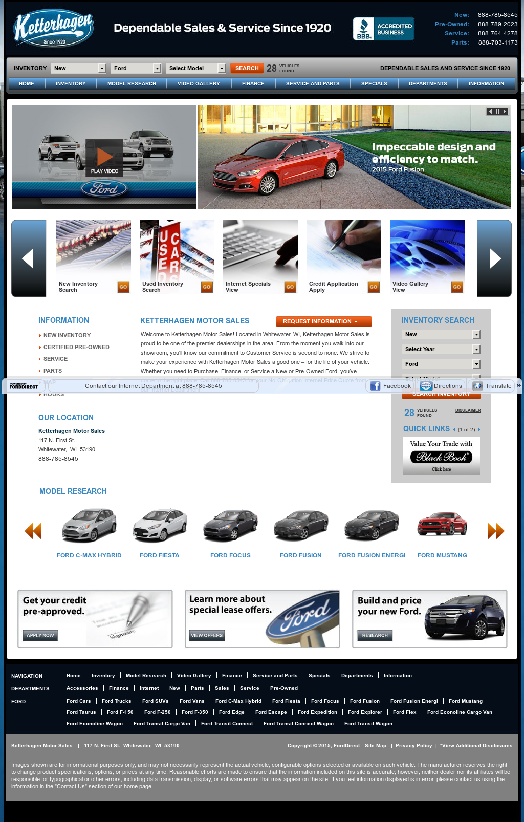 Ketterhagen Motor S Compeors Revenue And Employees Owler Company Profile