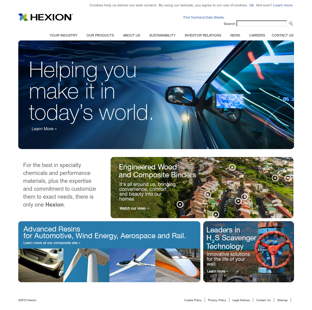 Hexion Competitors, Revenue and Employees - Owler Company