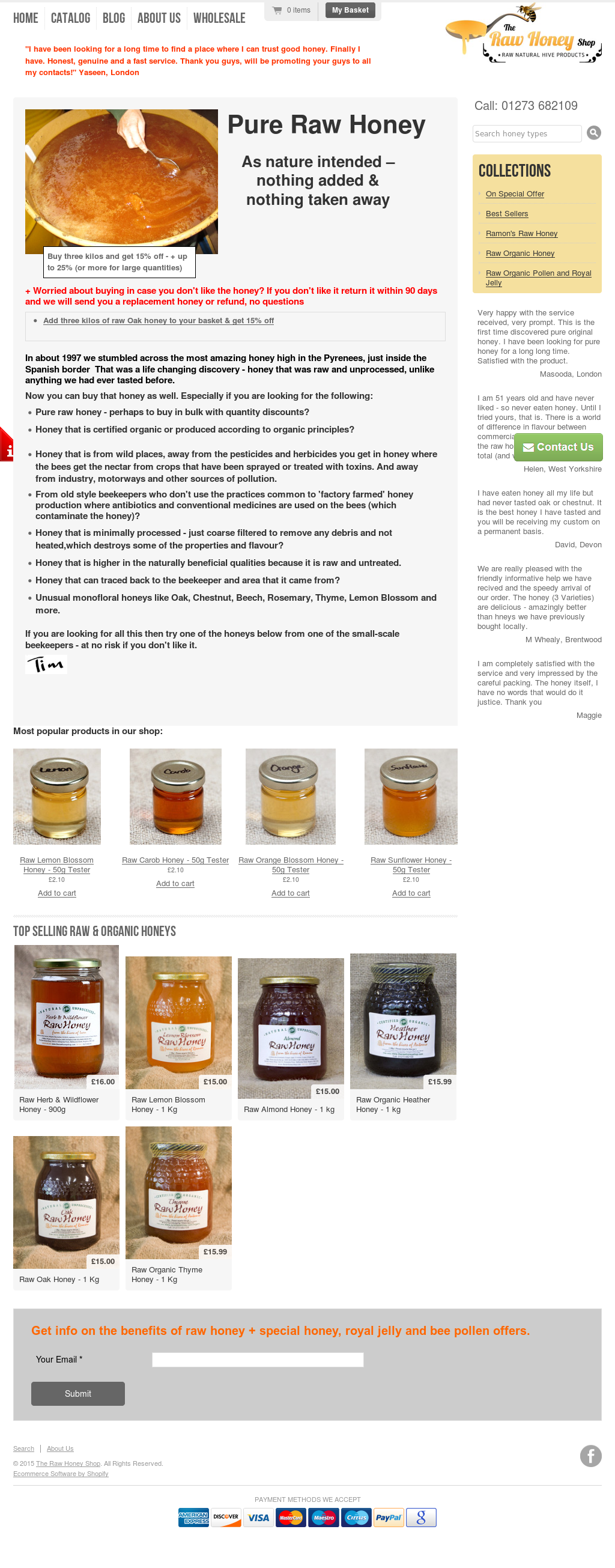 The Raw Honey Shop Competitors, Revenue and Employees