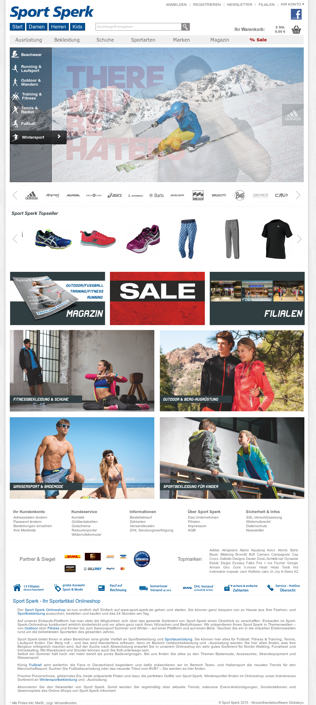 Sport Sperk Competitors, Revenue and Employees Owler