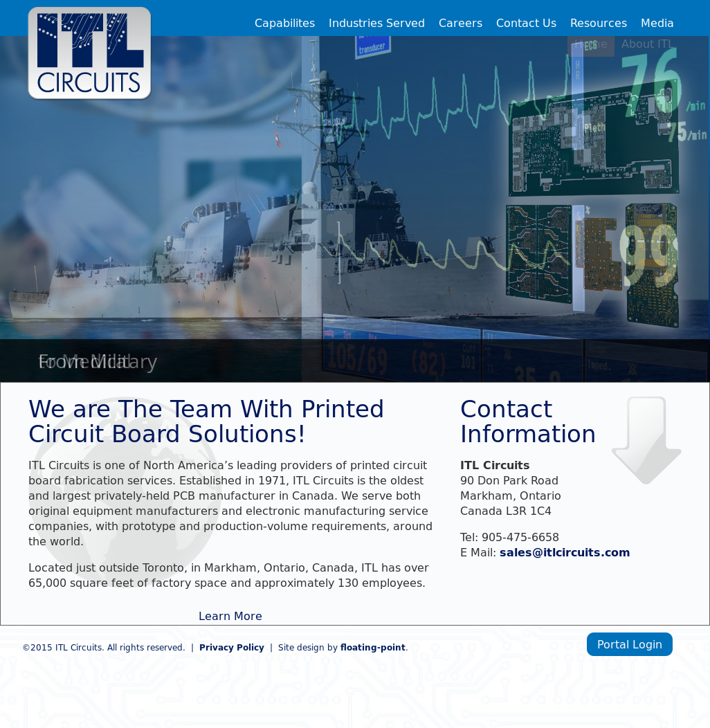Circuitboardfabricationcompany Itl Circuits Competitors Revenue And Employees Owler Company Profile