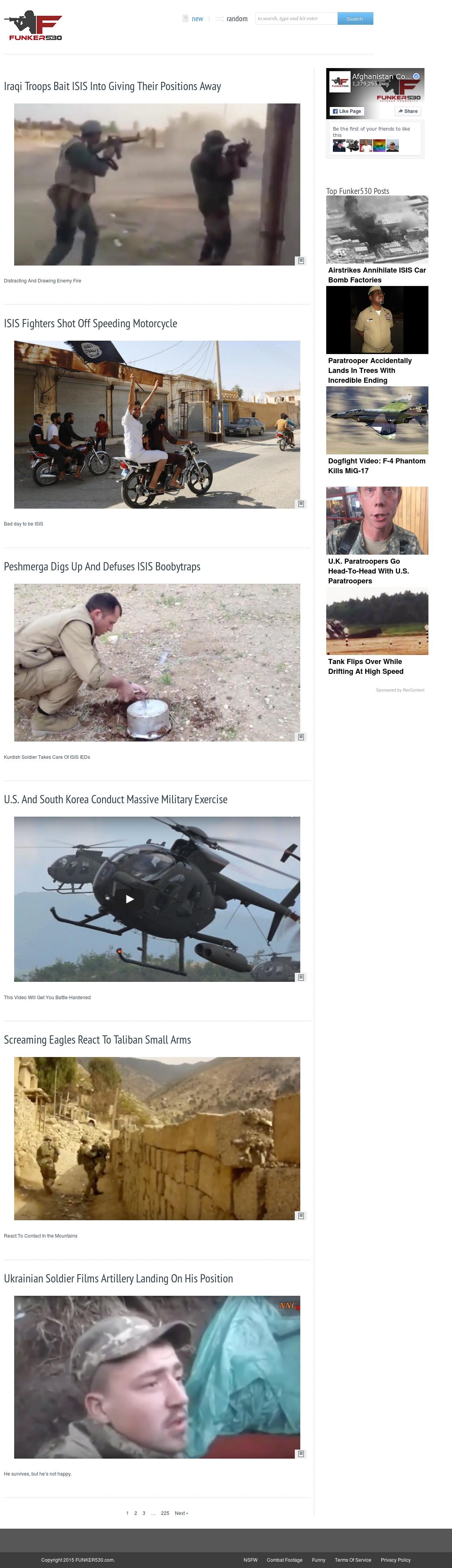 Afghanistan Combat Footage - Funker530 Competitors, Revenue
