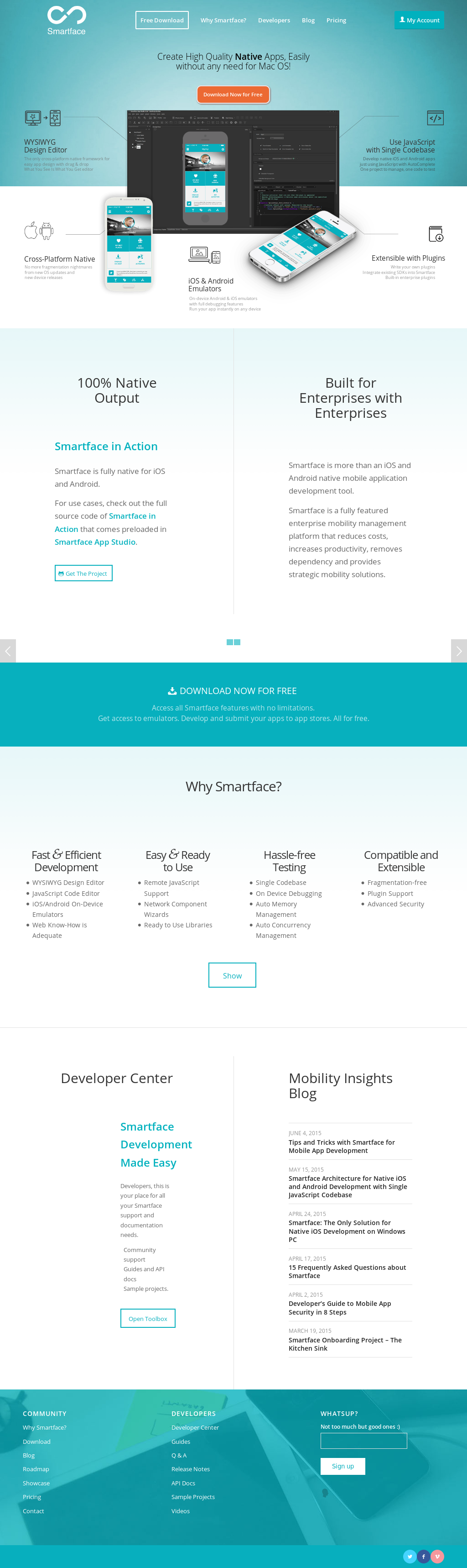 Smartface Competitors, Revenue and Employees - Owler Company