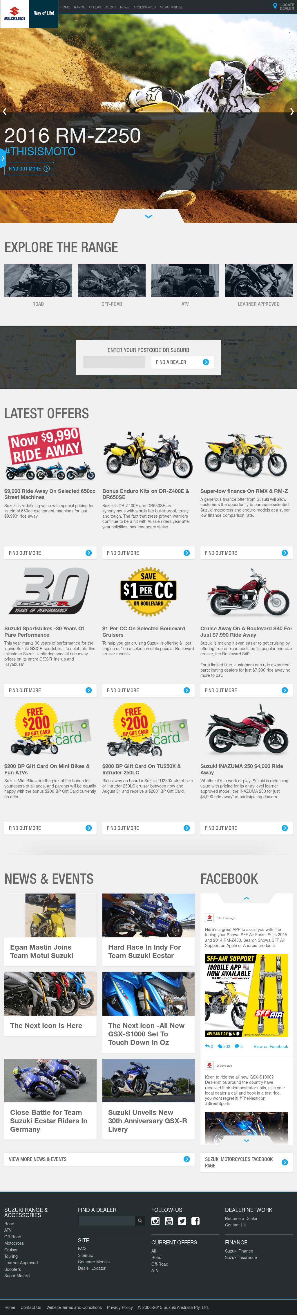 Suzuki Australia Pty Competitors, Revenue and Employees - Owler