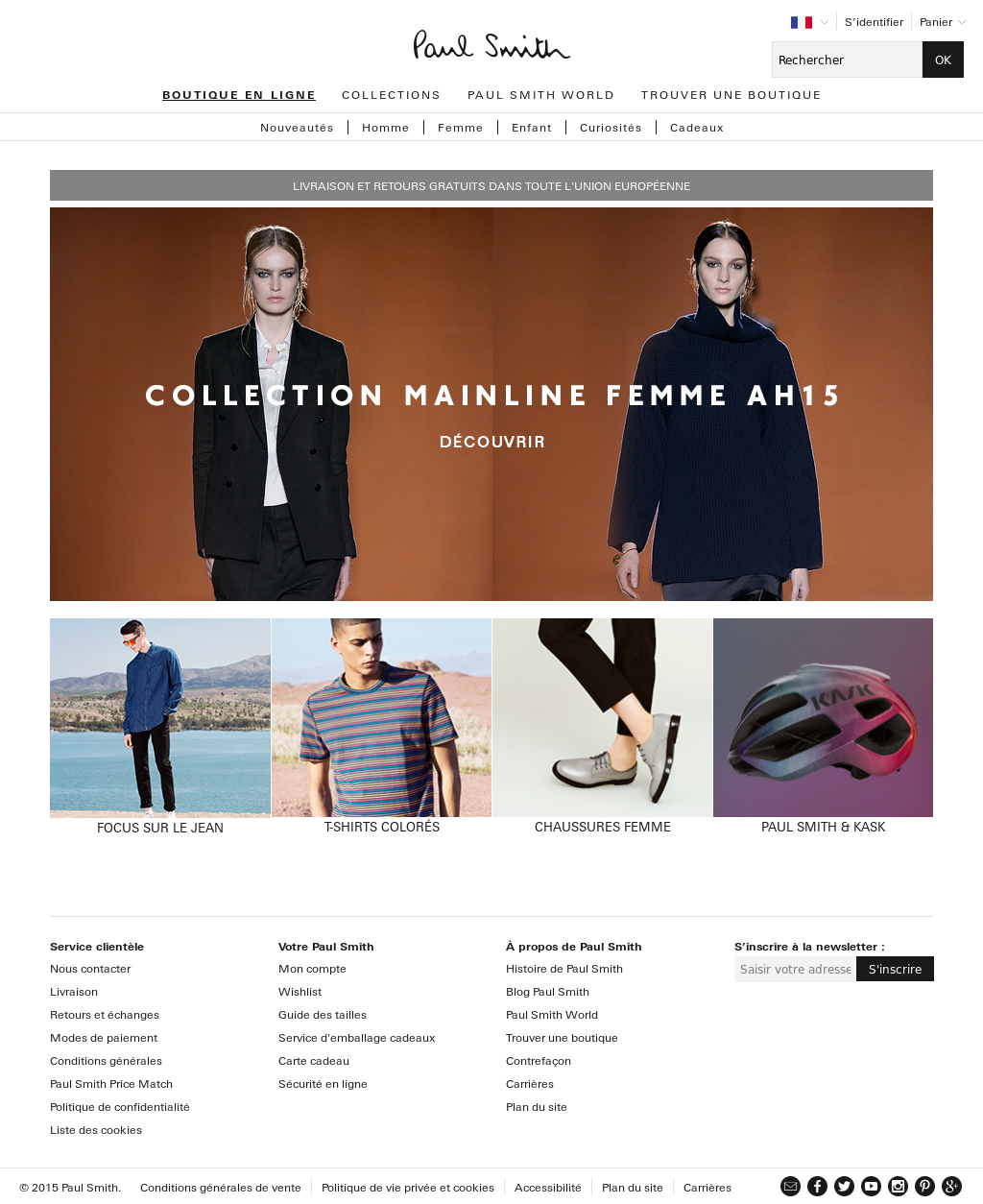Paul Smith Competitors, Revenue and Employees - Owler Company Profile 6c37d4c881e5