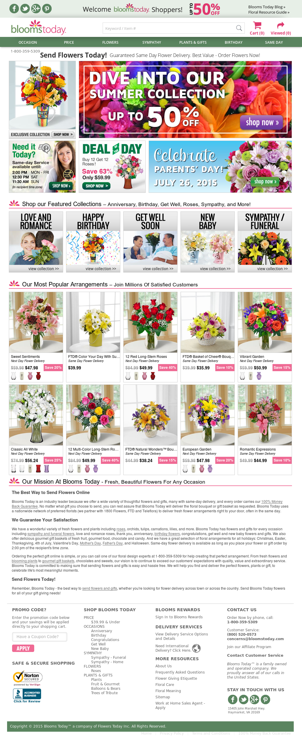 Blooms Today Competitors Revenue And Employees Owler