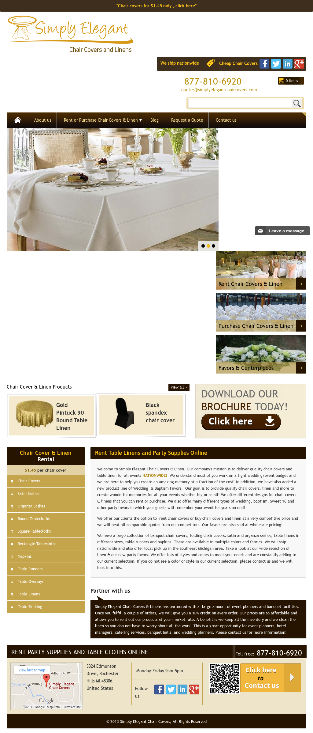 Swell Simply Elegant Chair Covers And Linens Competitors Revenue Machost Co Dining Chair Design Ideas Machostcouk