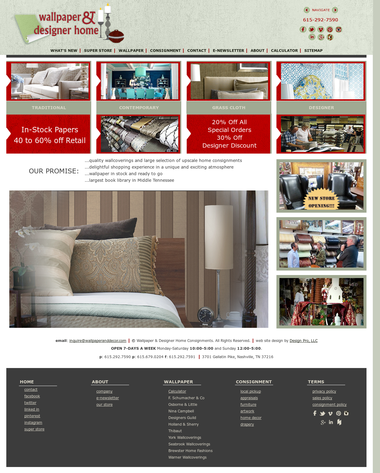 Wallpaper And Designer Home Competitors, Revenue and Employees - Owler Company Profile