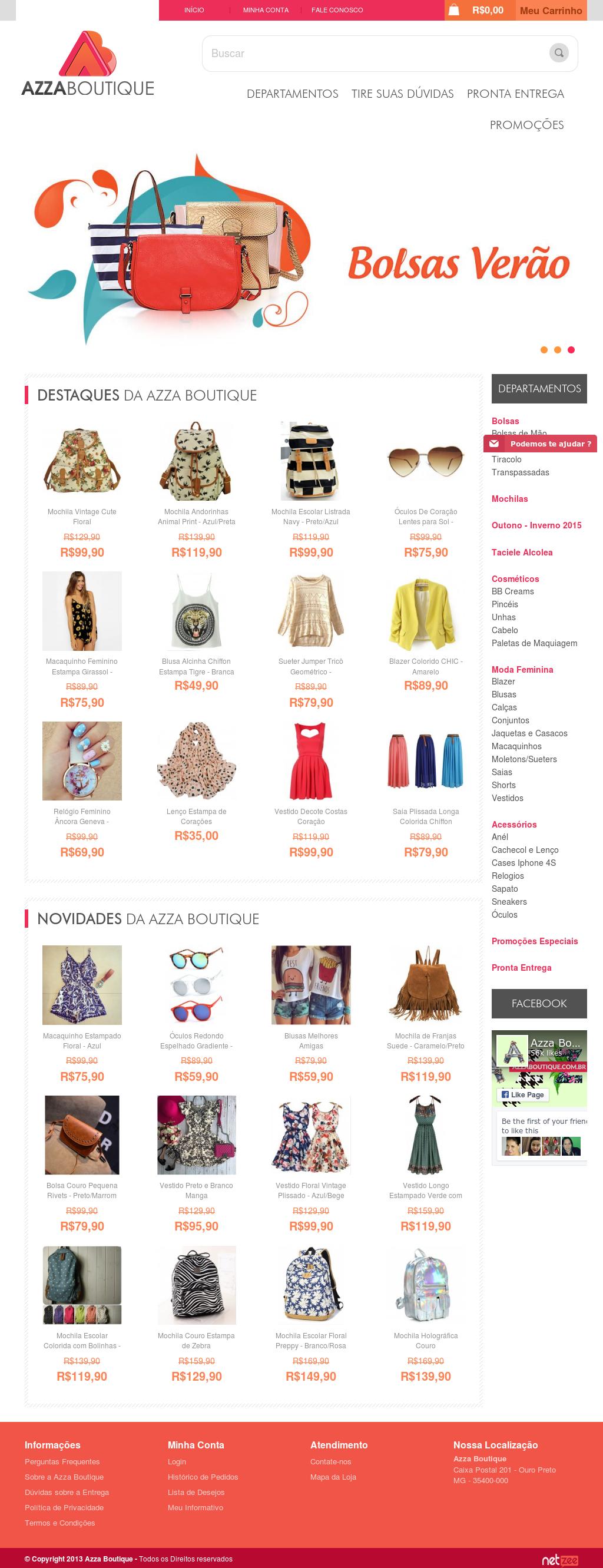 8e8e338a1f Azza Boutique Competitors