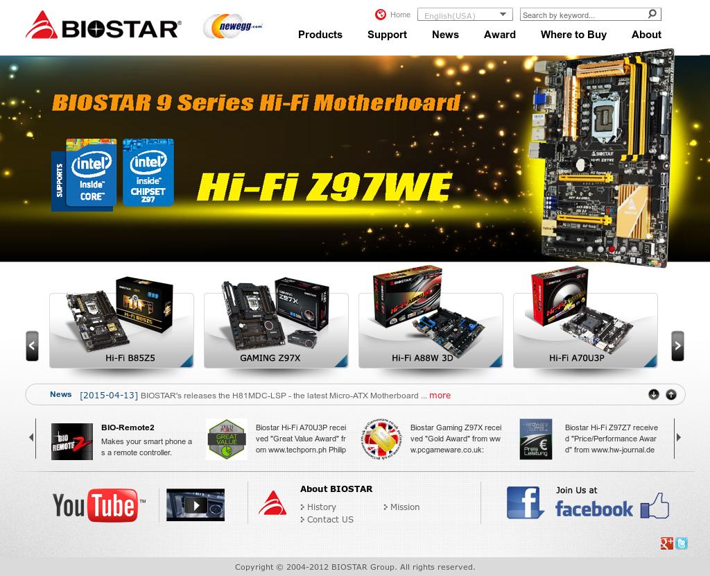 Good dating website biostar
