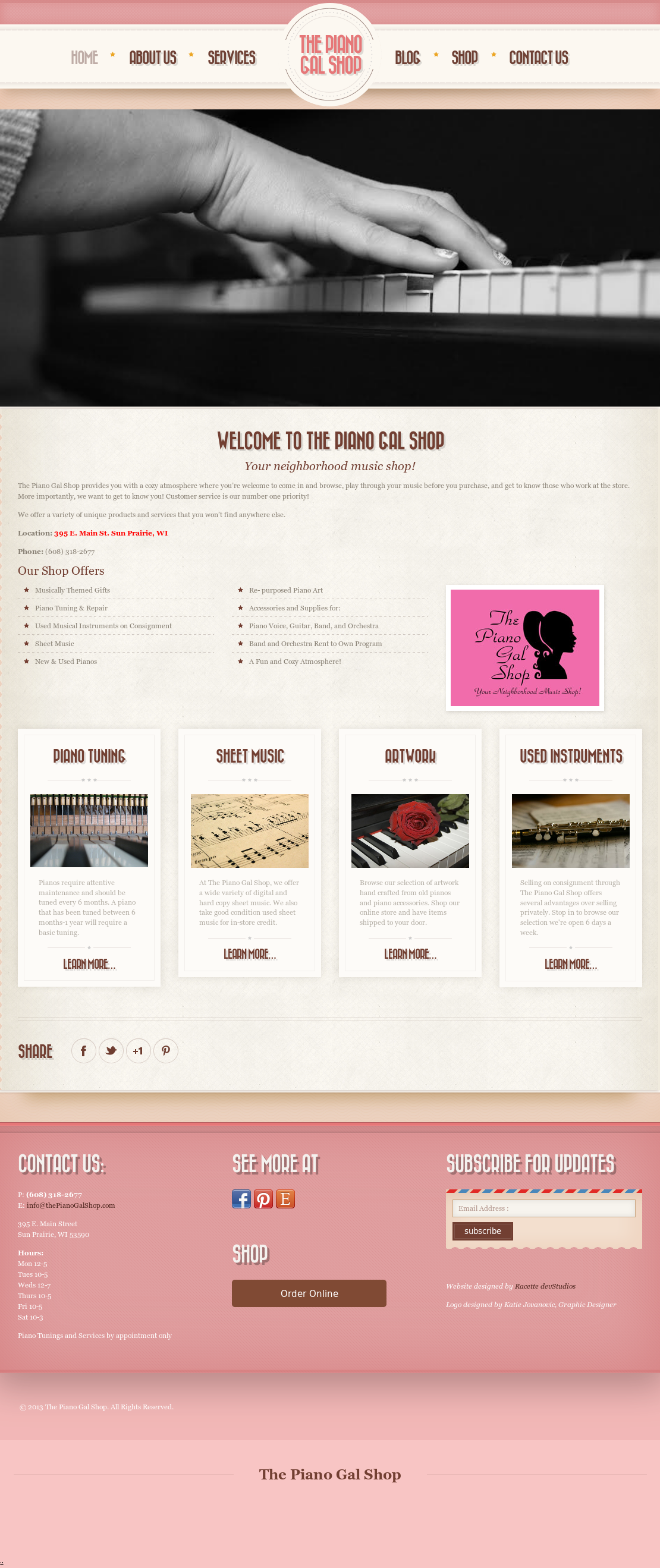 Owler Reports - The Piano Gal Shop Blog What is a pinblock