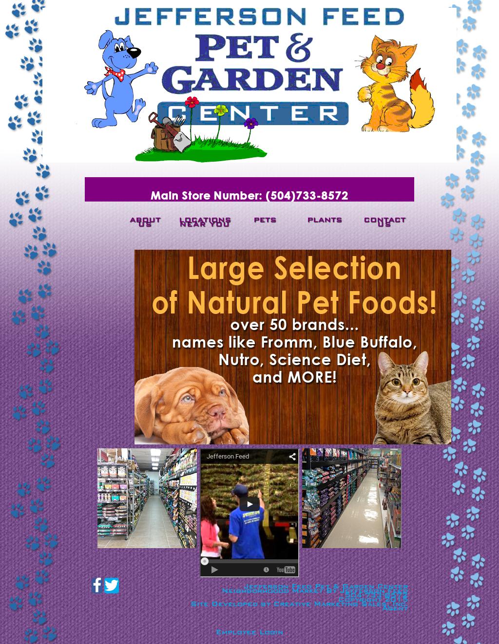 Neighborhood Pet Market Baton Rouge By Jefferson Feed Competitors ...