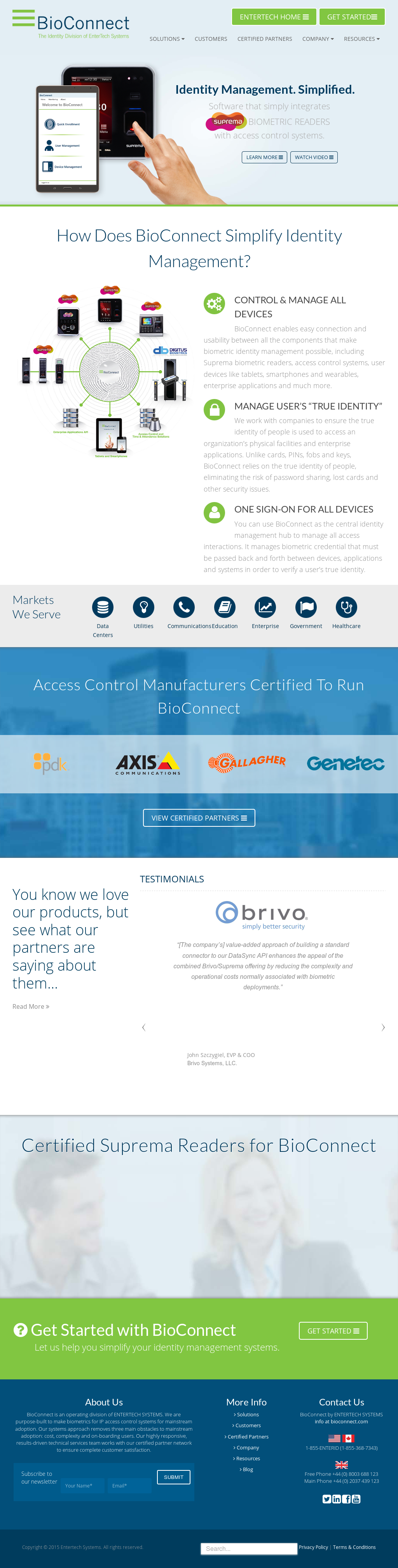 BioConnect Competitors, Revenue and Employees - Owler