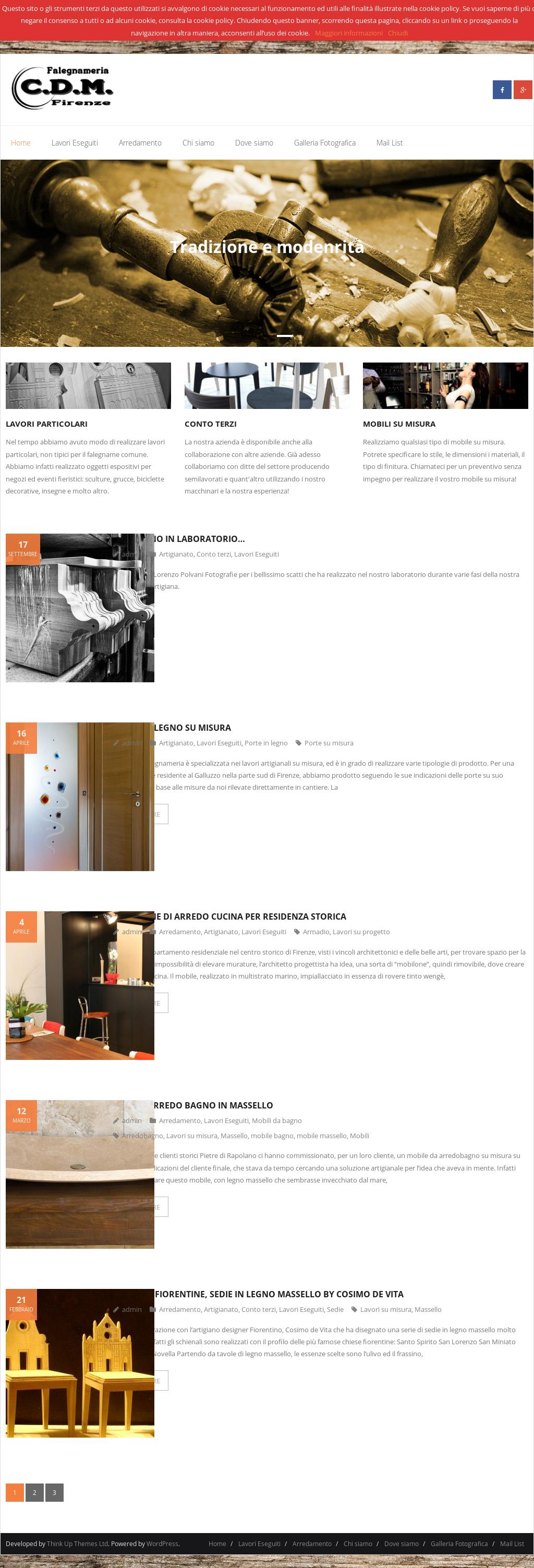 Artigiano Della Sedia Bologna falegnameria cdm srl competitors, revenue and employees