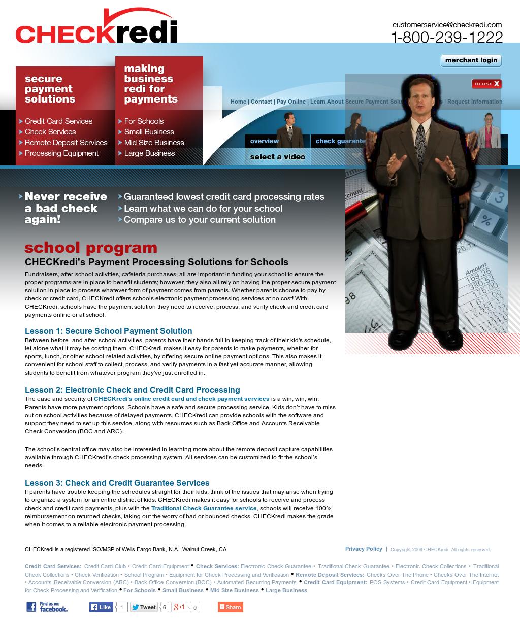Checkredi Schools Competitors, Revenue and Employees - Owler