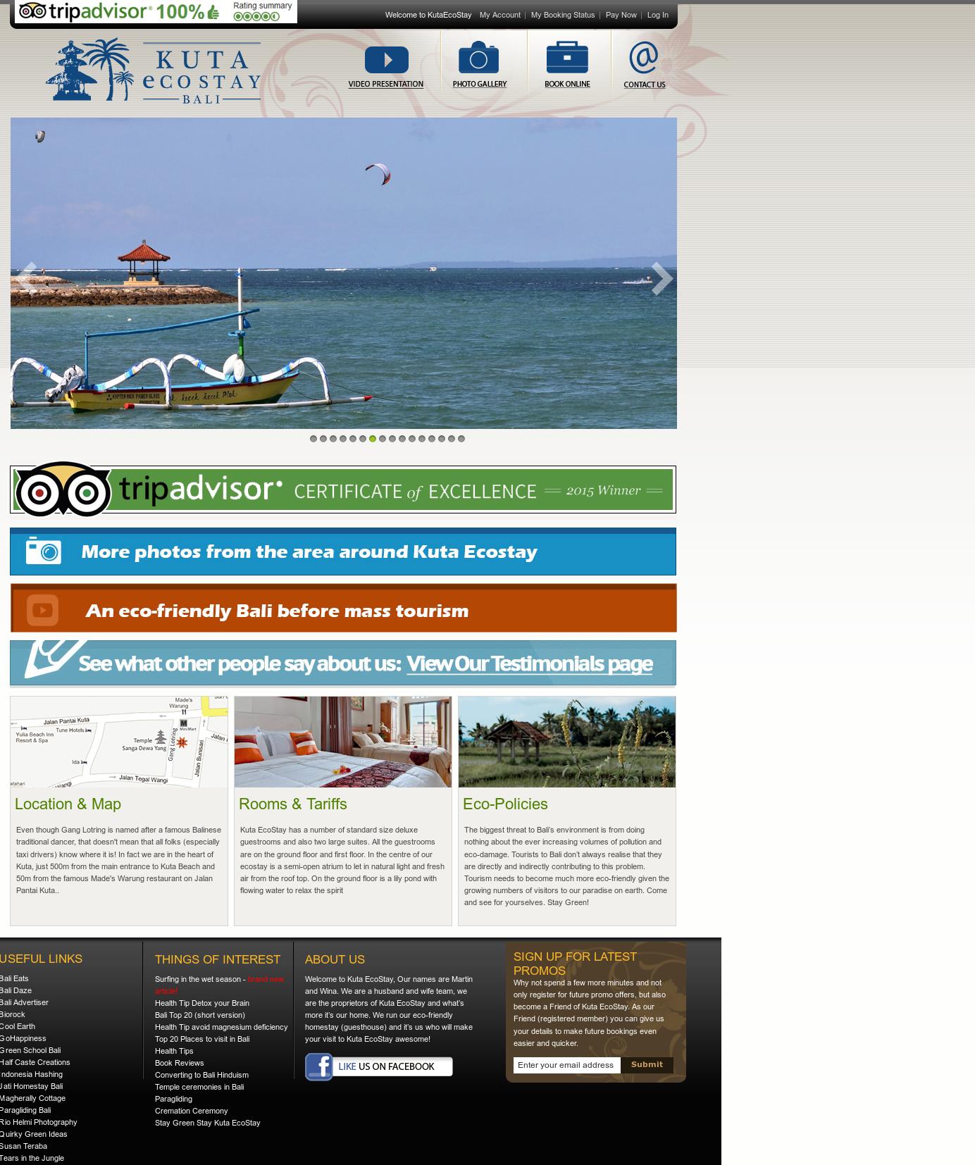 Kuta Ecostay Competitors, Revenue and Employees - Owler Company Profile