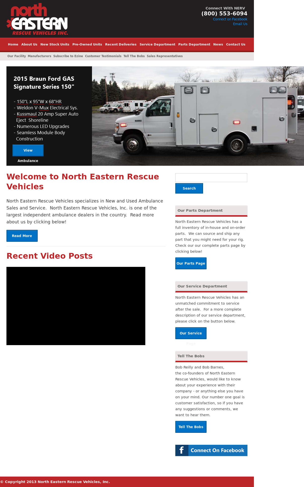 Ambulancepartsny Competitors, Revenue and Employees - Owler Company