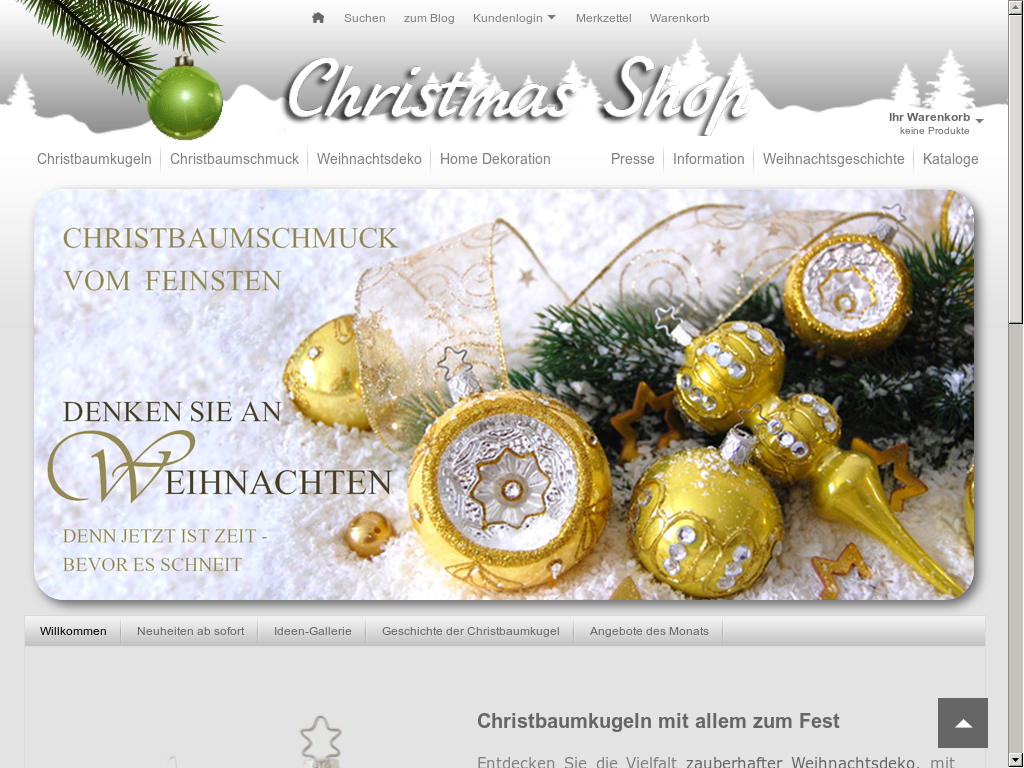 Christbaumkugeln Angebot.Shop Christbaumkugeln Competitors Revenue And Employees Owler