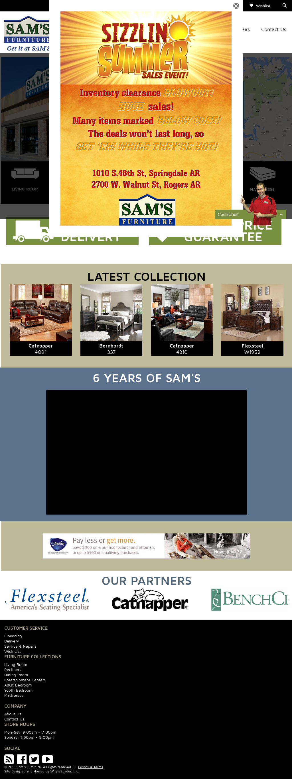 Sam S Furniture Competitors Revenue And Employees Owler Company